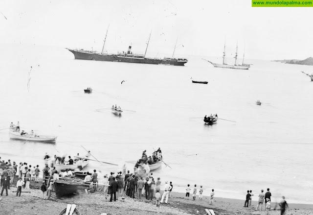 El Cabildo organiza una charla sobre el patrimonio fotográfico de La Palma en Internet