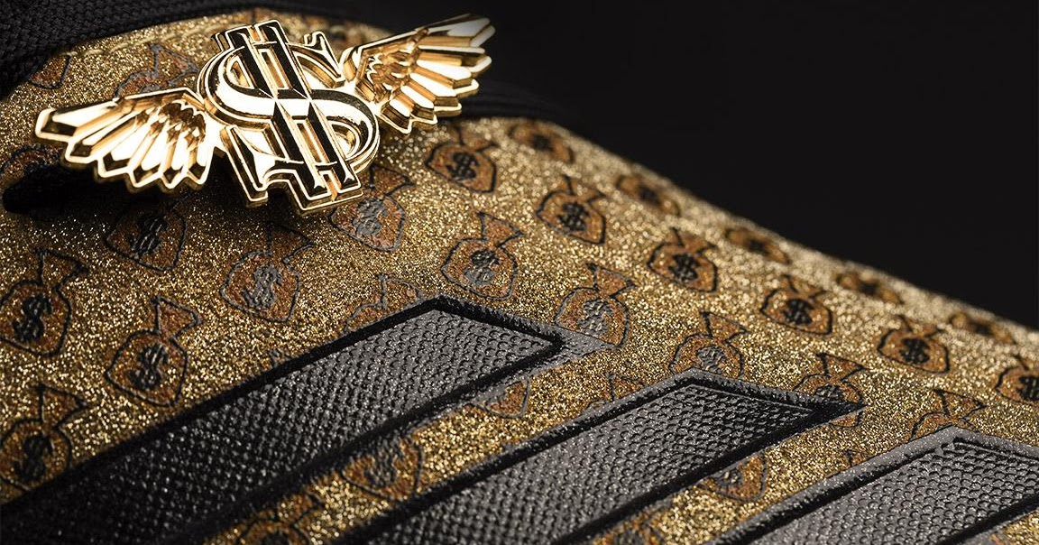 Fire Goat and More Adidas US Launch Insane adiMoji