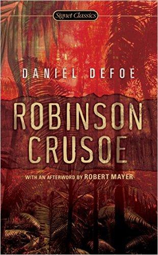 ROBINSON CRUSOE - A Classic Tale