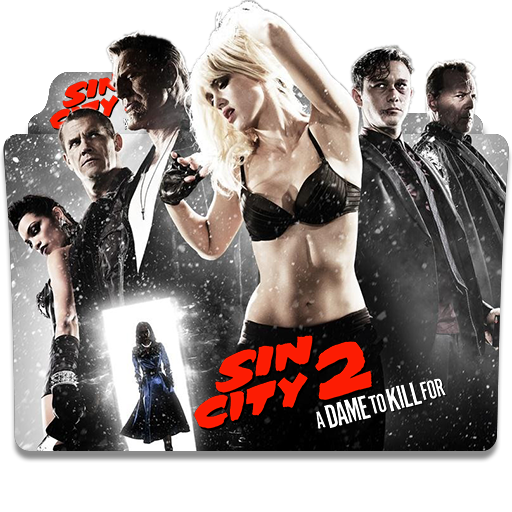 Sin City: A Dame to Kill For (2014) UNRATED 720p Dual Audio [Hindi – English] 900MB BluRay x264 Downlaod