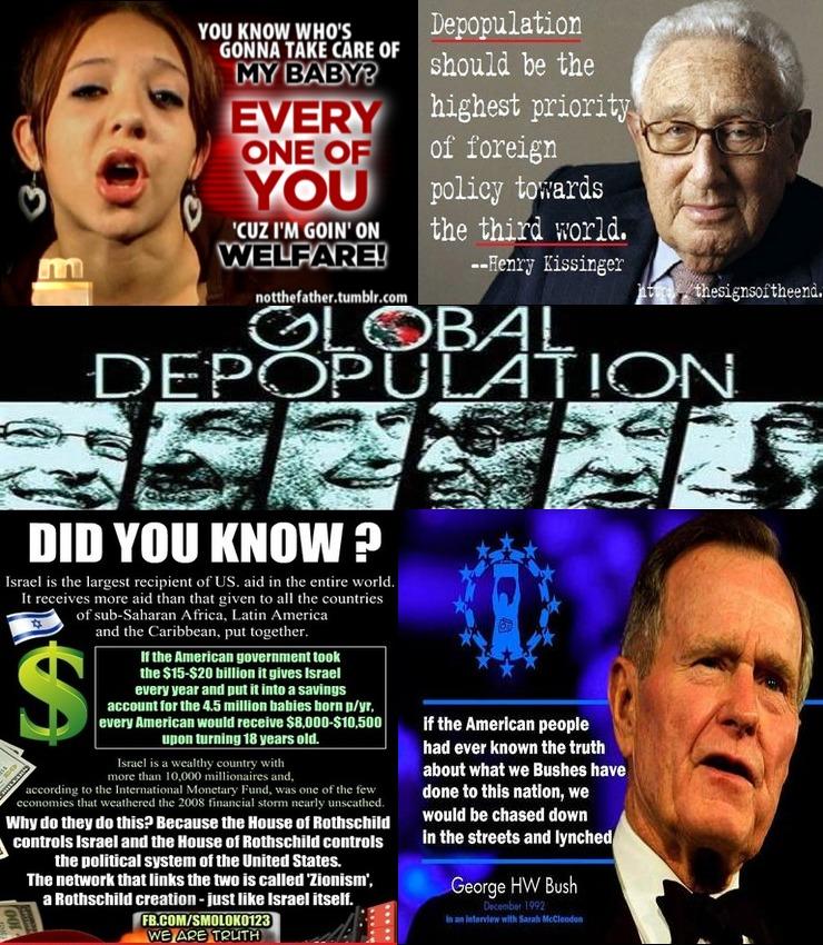 nwo, conspiracy, depopulation