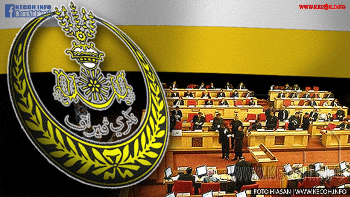 PAS Terpaksa Berputih Mata Apabila Pakatan Harapan Mendapat Mandat Untuk Tubuh Kerajaan Negeri Di Perak