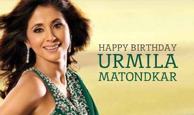 Urmila Matondkar 44th Birthday Today