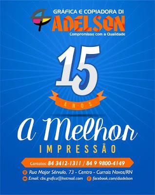 GRÁFICA DE ADELSON