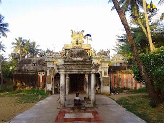 Thirunaraiyur Sani Temple History