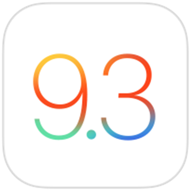 IOS 9.3 beta 3 has been released!