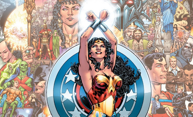 Wonder Woman Phil Jimenez