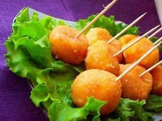 сырные шарики, блюда из сыра, вторые блюда