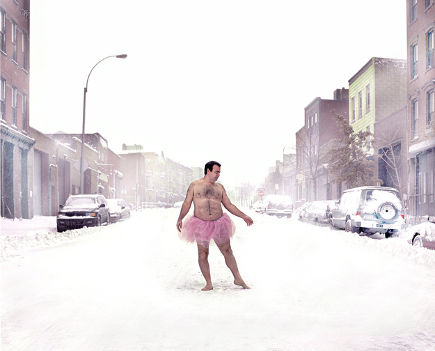 Bob Carey - This Guy Traveled The World in a Pink Tutu to Make his Wife Laugh During Chemo
