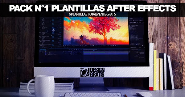 Pack de plantillas after effects [parte1]