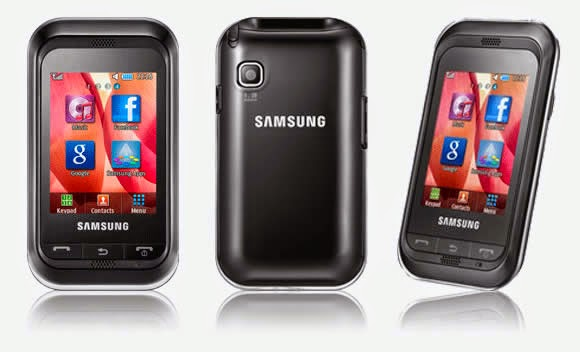 Download Free Firmware Samsung C3303i ( Champ )