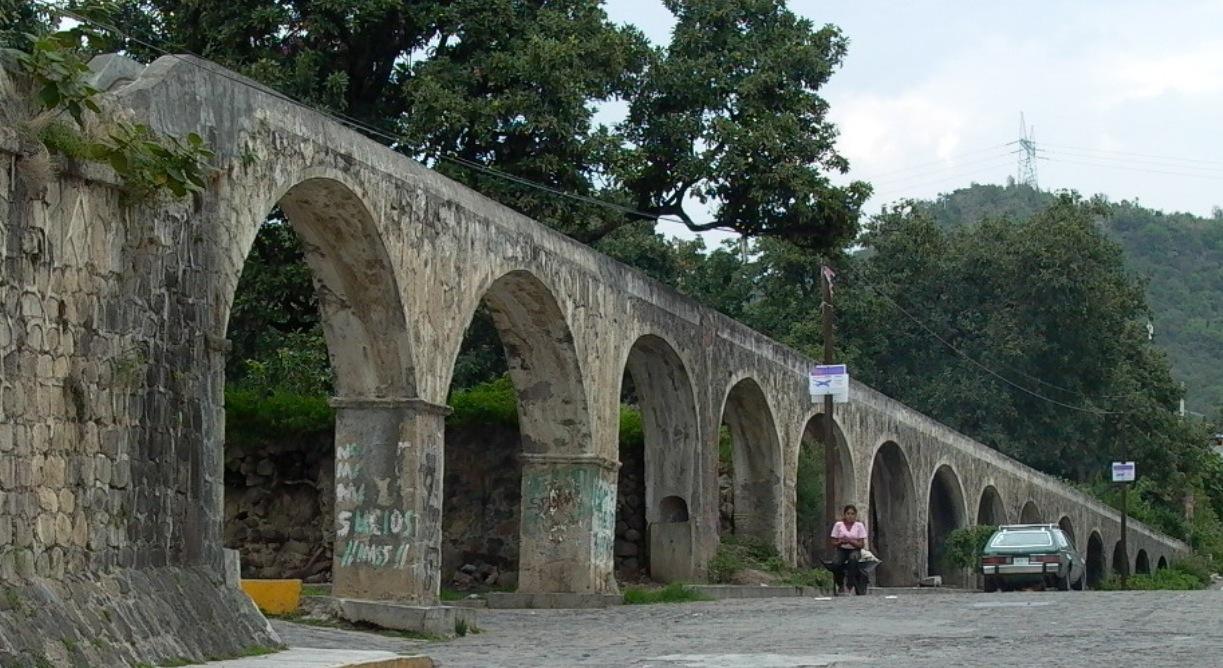 Los Arcos de Tochimilco