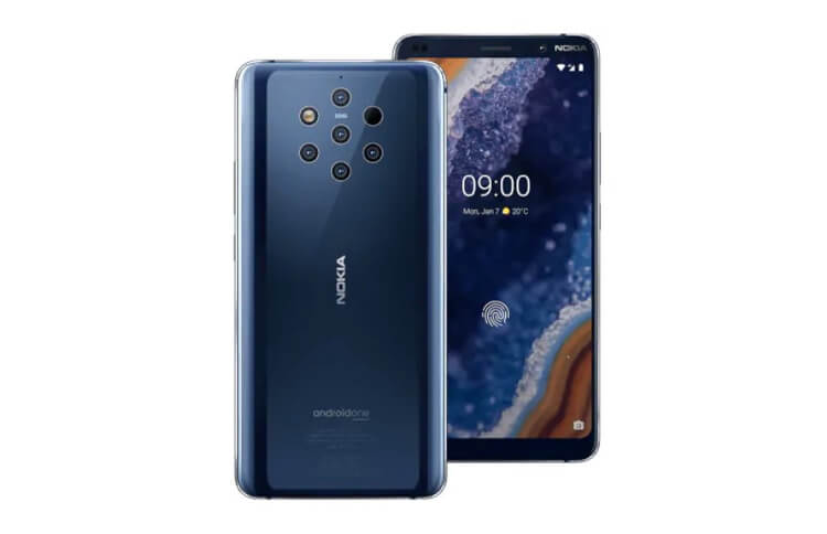 Nokia 9 PureView Now Official