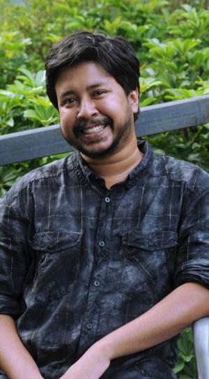 Author Samit Basu