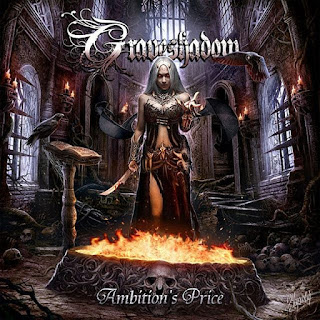 "Το βίντεο των Graveshadow για το ""Widow and the Raven"" από το album ""Ambition's Price"""