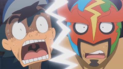 Pokémon Sol y Luna Ultra Aventuras Capitulo 38 Temporada 21 Una nueva flama royal enciende