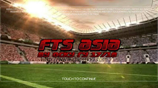 FTS Asia Mod By Ocky Ry Apk + Data Obb Android