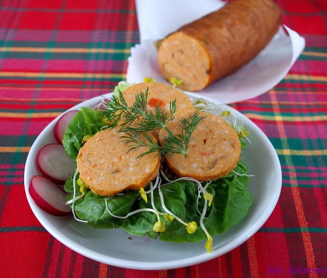 pasztetowa / kiełbasa wegetariańska