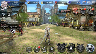 Dragon Nest 2: Legend MOD Apk Data Obb - Free Download Android Game