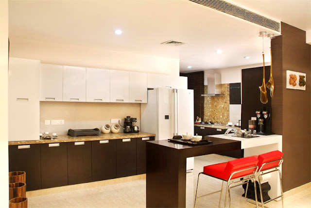 Modular kitchen godrej
