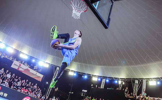 Livestream List: SLAM DUNK CONTEST FIBA 3X3 World Cup 2018