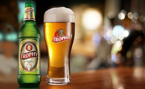 Trophy Lager Beer, Promotes 40 Nigerians into the League of Exclusive Millionaires