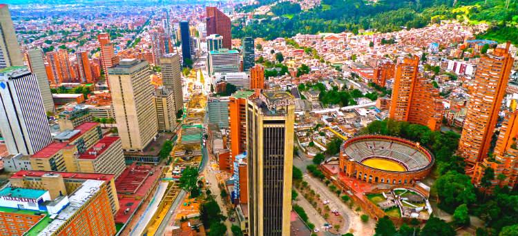Bogota siti di incontri