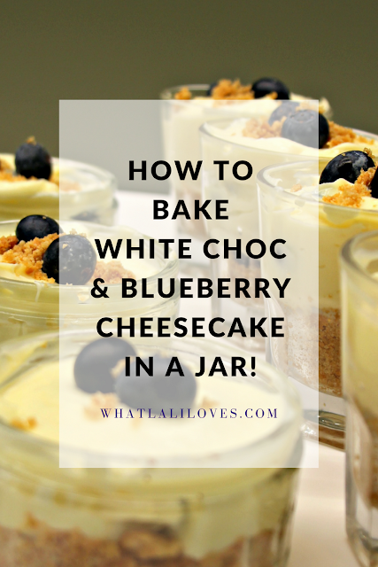 recipe cheesecake in a jar