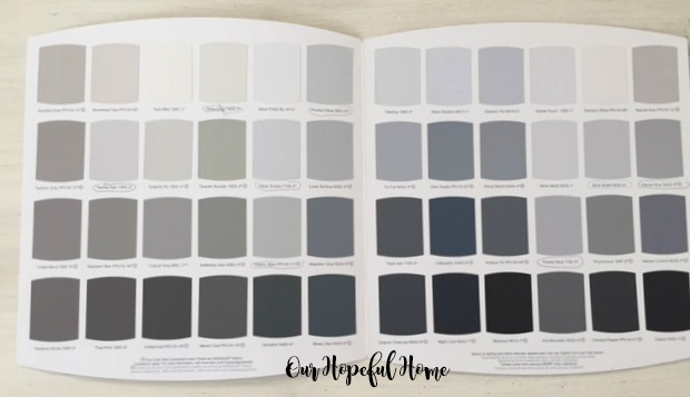 Our Hopeful Home: How To Choose Interior Paint Colors: A Preliminary ...