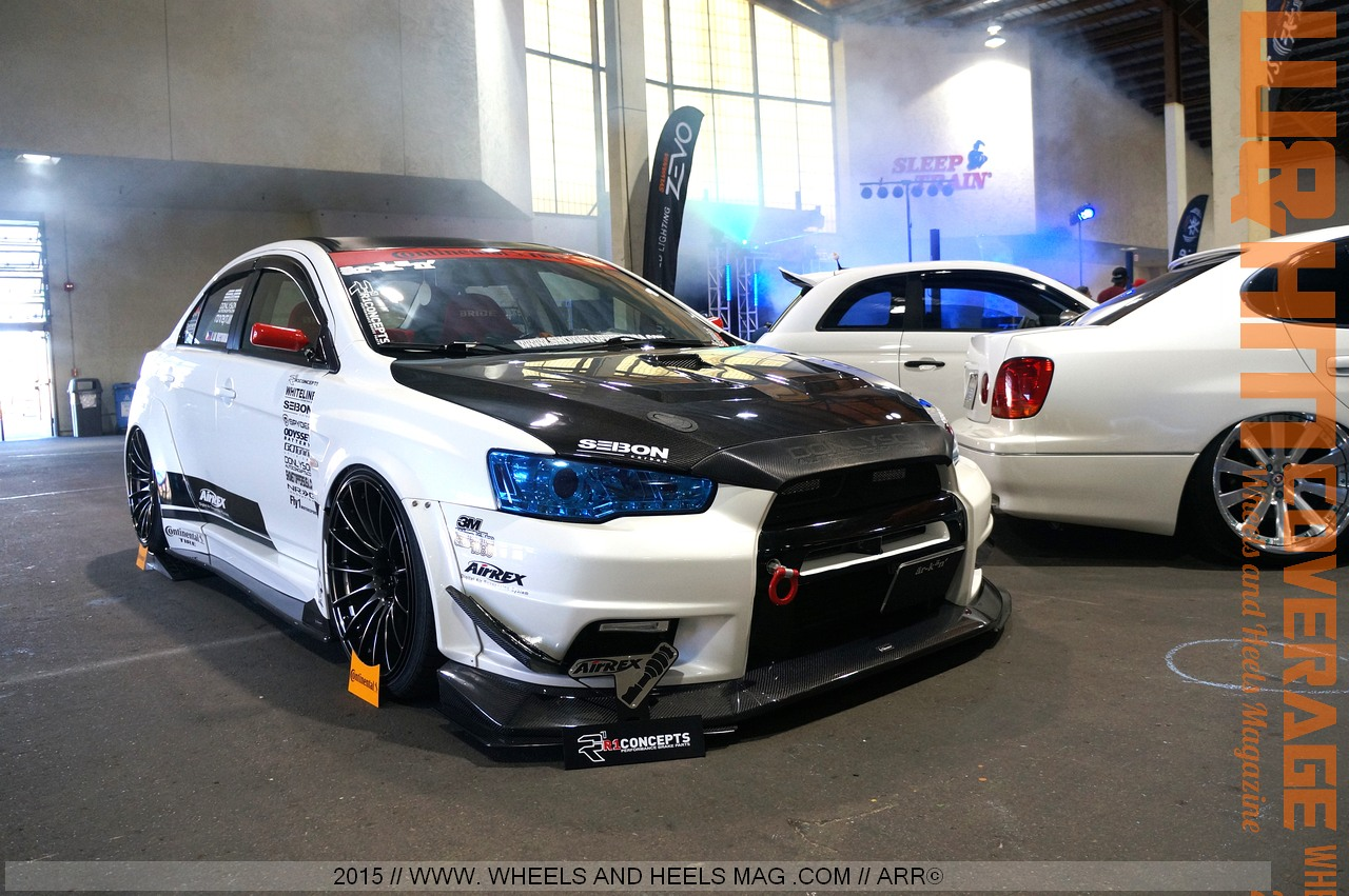 wheels and heels magazine cars cool mods and enhancements at 2015 hot import nights. Black Bedroom Furniture Sets. Home Design Ideas