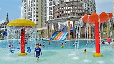 Tempat Menarik di Melaka Melaka Bayoo Lagoon Park Theme Park A Famosa