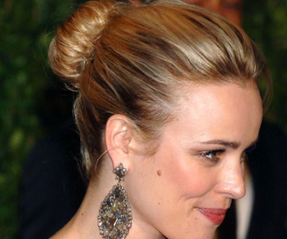 Hair Updos For Short Length Hair: 45 Recogidos Para Peinados Medio 2013