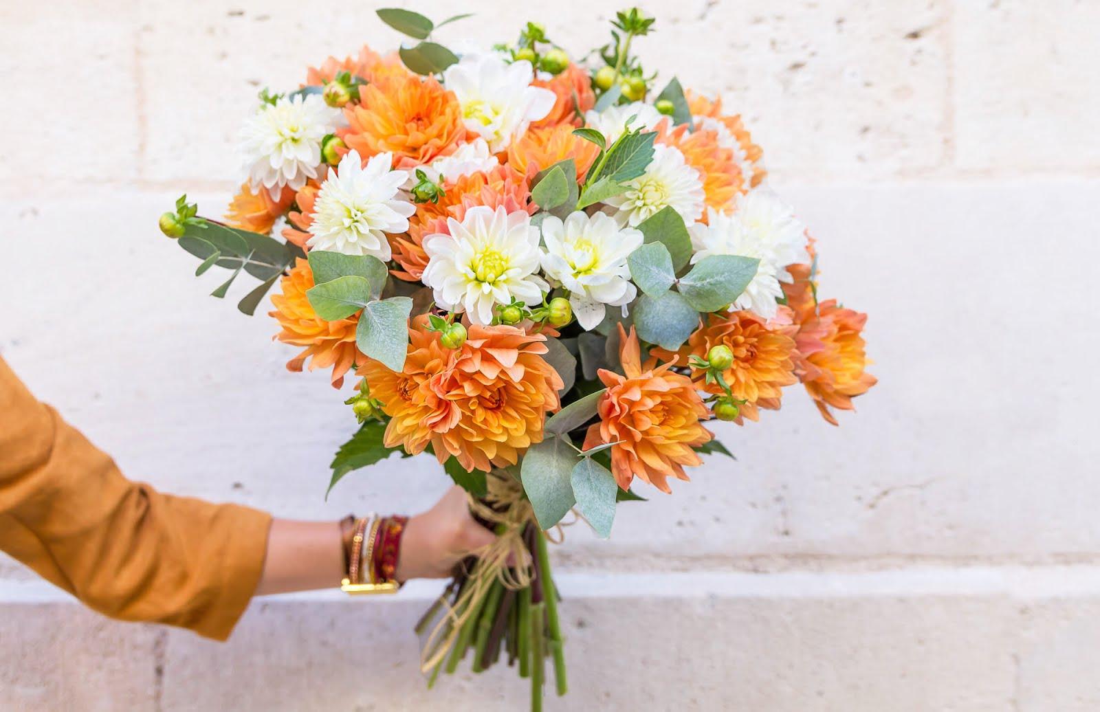 Fleur Préférée Dahlia