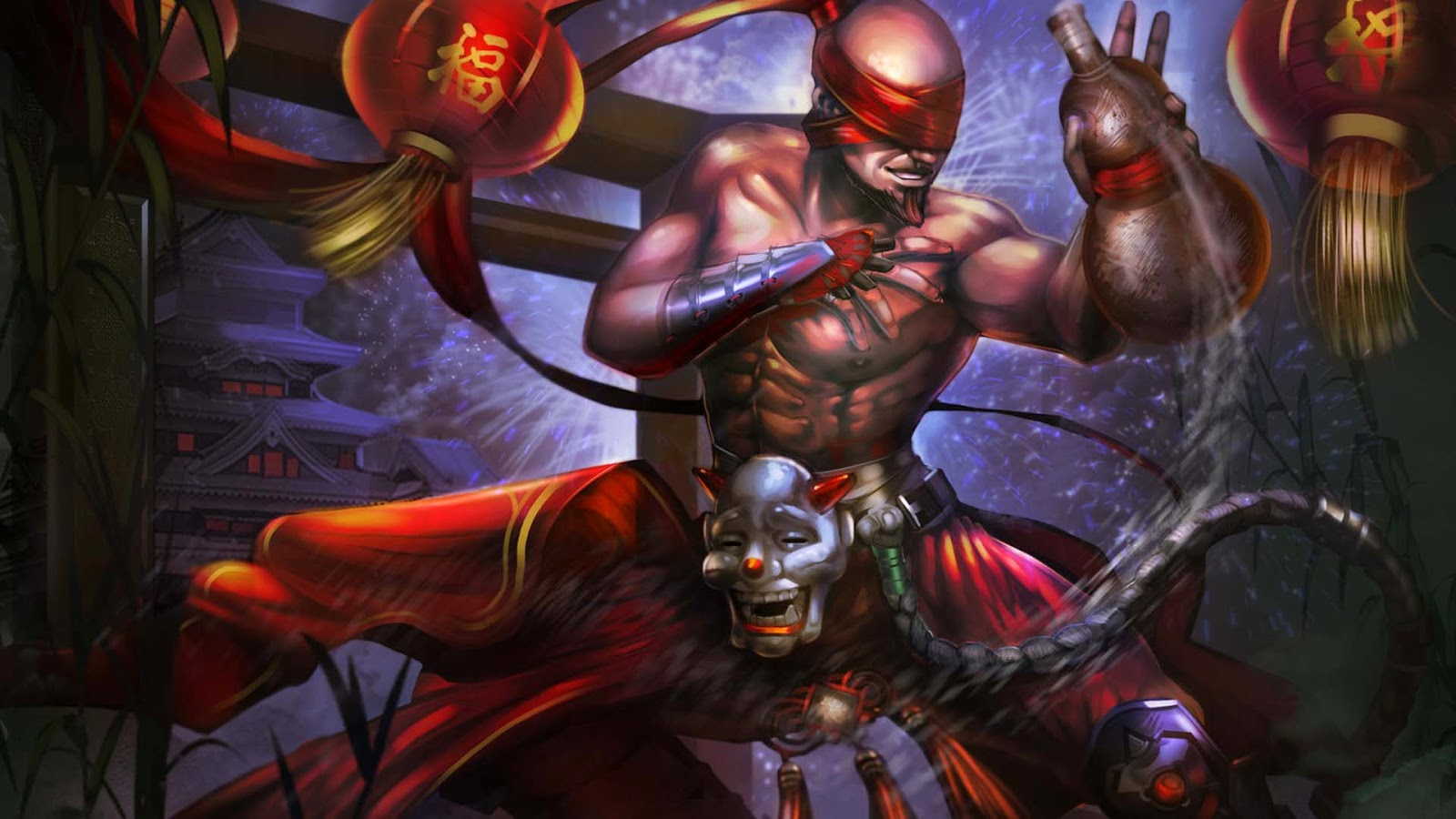 League Of Legends Wallpaper And Cover Photos Blog Lee Sin League