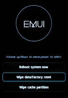 Como Resetar Huawei Ascend P8Lite