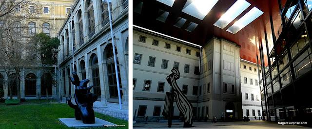 Centro de Artes Reina Sofia - Madri