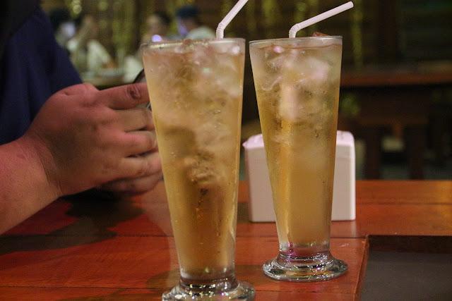 Seandainya es tehnya menggunakan gelas seng