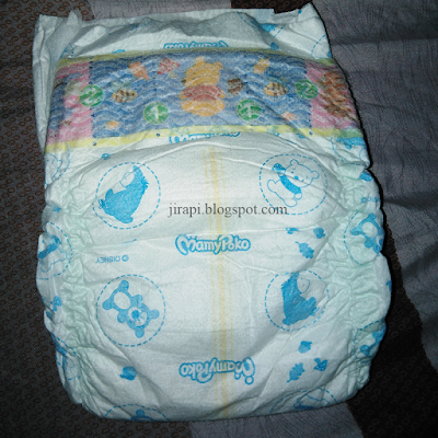 mamypoko tape diaper design