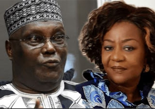 Atiku is depressed get him his pills - Lauretta Onochie responds to #500m case against her