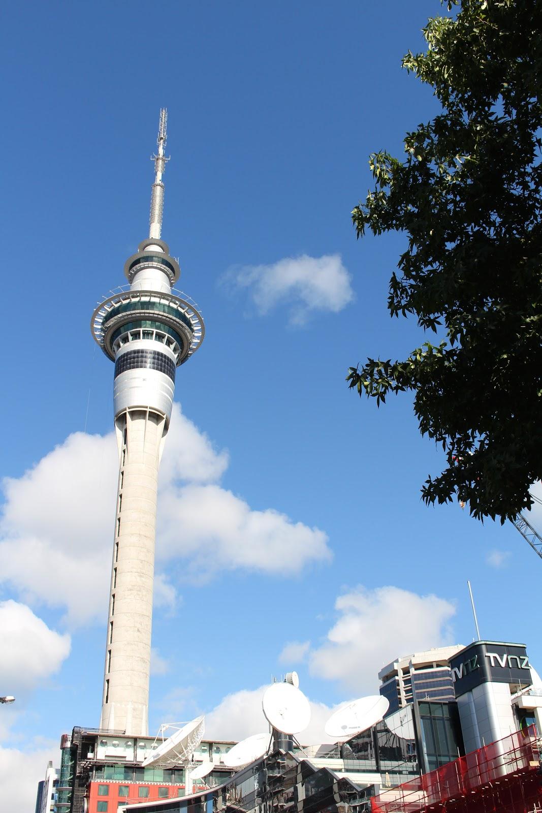 Auckland Hotspot guide