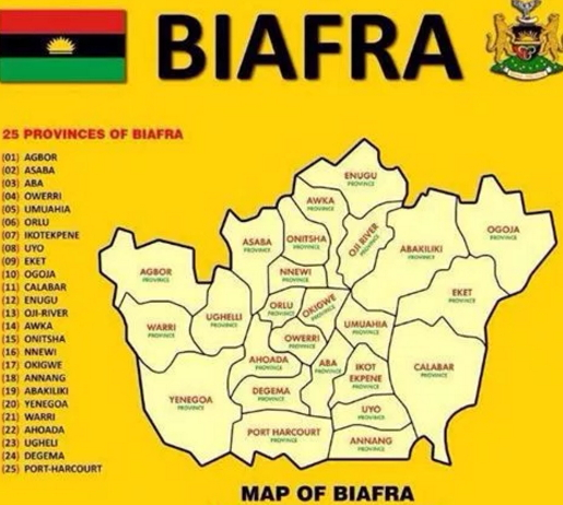 ibiobio rejects inclusion biafra