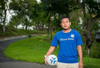 Footballer Jeje Lalpekhlua
