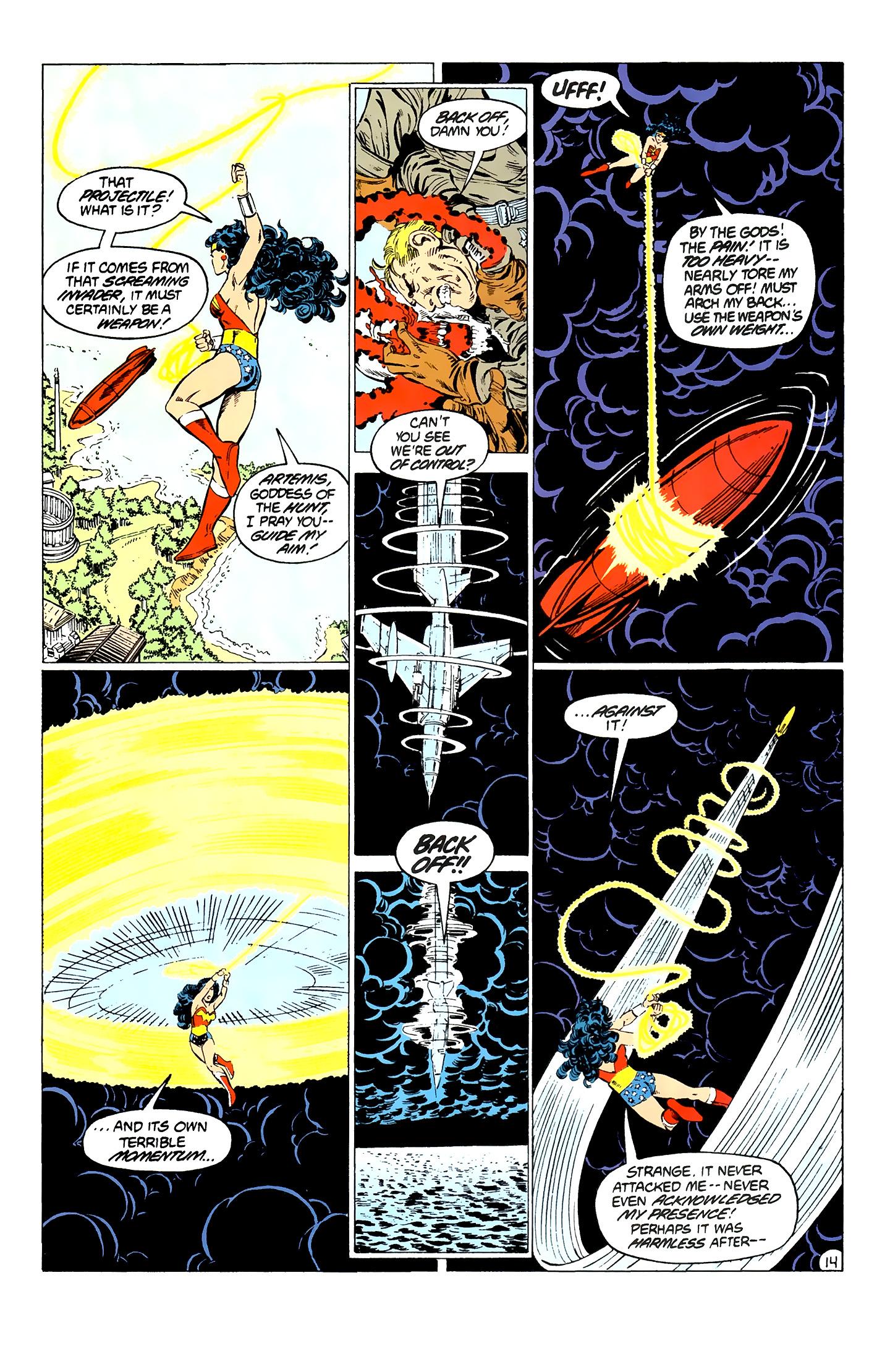 Read online Wonder Woman (1987) comic -  Issue #2 - 15