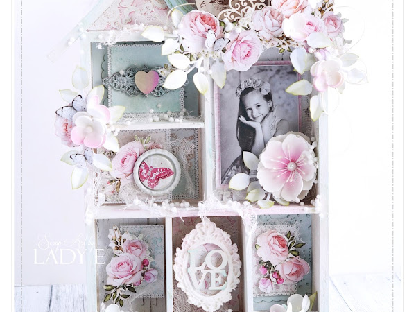 Shabby Chic House and UK Workshops