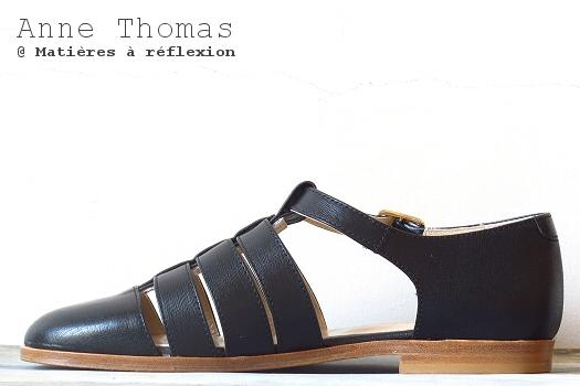 Anne Thomas chaussures