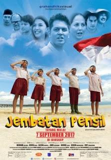 Sinopsis Film JEMBATAN PENSIL (Movie - 2017)