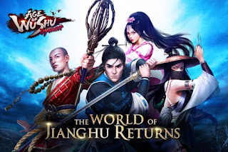 Game Android Age of Wushu Dynasty Apk v1.3 (Mega Mod) New Update