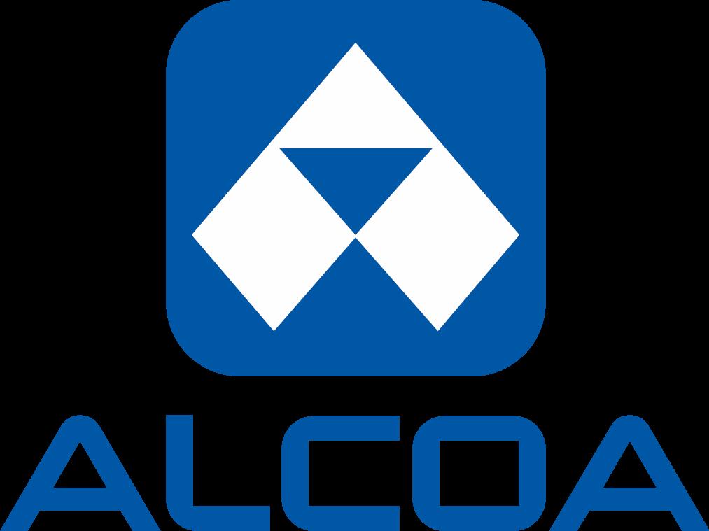 The branding source landor gives alcoa and spinoff for Landor logo