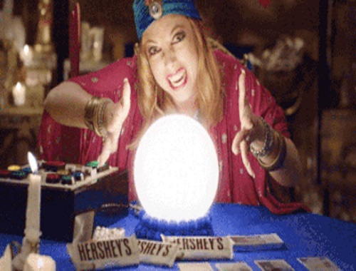 Hershey's Fortune Teller Contest