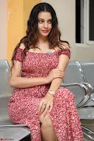 Diksha Panth in a Deep neck Short dress at Maya Mall pre release function ~ Celebrities Exclusive Galleries 078.JPG
